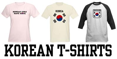 Korean t-shirts