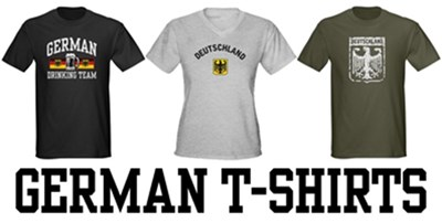 German t-shirts