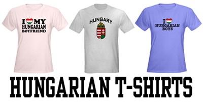 Hungarian t-shirts