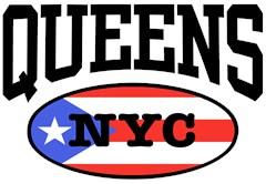 Queens Puerto Rican t-shirts