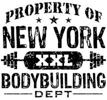 New York Bodybuilder t-shirts