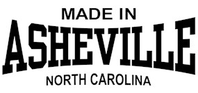 Made In Asheville t-shirts