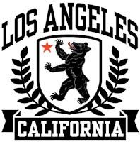 Los Angeles t-shirts