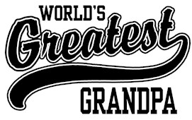 World's Greatest Grandpa t-shirts