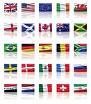 Reflecting on the Flags of the World