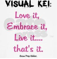 Visual Kei: L.E.L (Black)