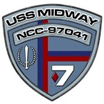 USS Midway (R1)