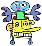 Pop Art Toy