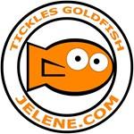 Tickles Goldfish logo