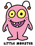 Little Monster pink