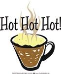 Hot Hot Hot! Coffee