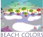 Beach Colors Seashore