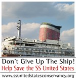 Don't Give Up The Ship!