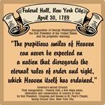 Washington Prophetic Warning