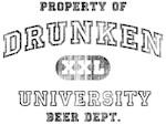 'Vintage' Drunken University. Beer Dept.