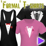 'Formal' T-shirts