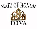 Maid of Honor DIVA GIFTS