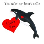 Personalized Killer Whale