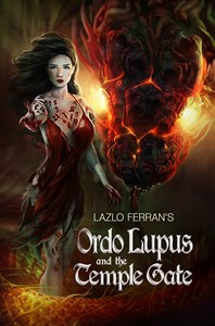 Ordo Lupus and the Temple Gate - New cover