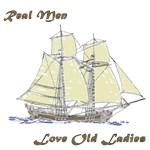 Real Men Love Old Ladies