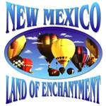 NEW MEXICO - Hot Air Balloons