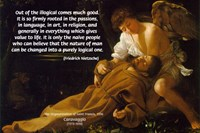 Caravaggio Religious Art: Beauty and the Illogical