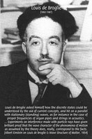 Louis de Broglie: Quantum Physics: Albert Einstein