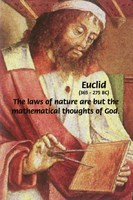 Euclid: God's Mathematical laws of Nature