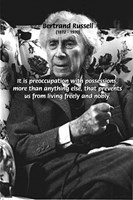 Bertrand Russell on Eccentric Opinions