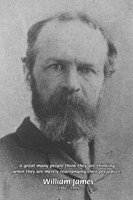 William James: Prejudice Freedom of Thought