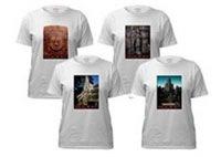 Angkor Wat T-shirts