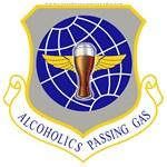 C-17 ALCOHOLICS MOVING CARGO
