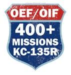 400 KC-135 Missions
