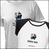 Geek Actually Apparel - Women