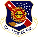 114th Fighter Wing 'Lobos'
