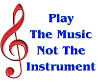 Play The Music Treble Clef