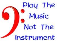 Play The Music Bass Clef