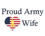Army Wife with Heart Items