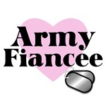 Army Fiancee (pink heart)