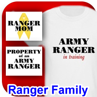 Army Ranger Family Items