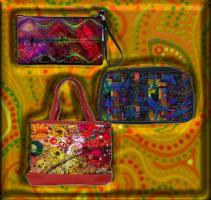 Clutch, Toiletry & Shoulder Designer Bags