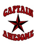 Captain Awesome Star