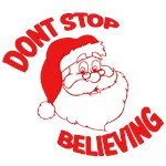 Don't Stop Believing Red