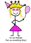 Princessitude! Birthday #1