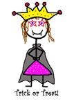 Princessitude! for Halloween
