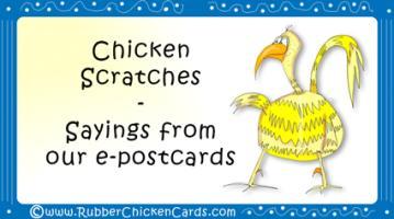 Chicken Scratches