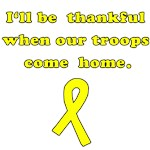 Anti-war Thanksgiving Troops Home Design