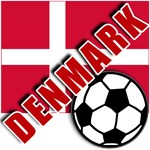 World Soccer DENMARK Team T-shirts