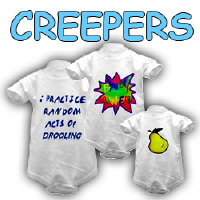 Creepers for little ones