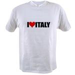 I love (heart) Italy